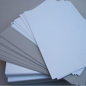Carrier Paper ( Usage for laminating pouches)
